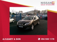 1.5 DCI SV Safety Pack..... Cleary Nissan