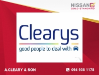 1.6 SV CONNECT.........CLEARY NISSAN